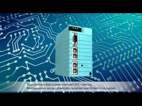 Introduction video: Features of STARDOM autonomous controller 'FCN'