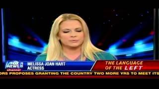 <b>Melissa Joan Hart </b>Talks To Sean Hannity