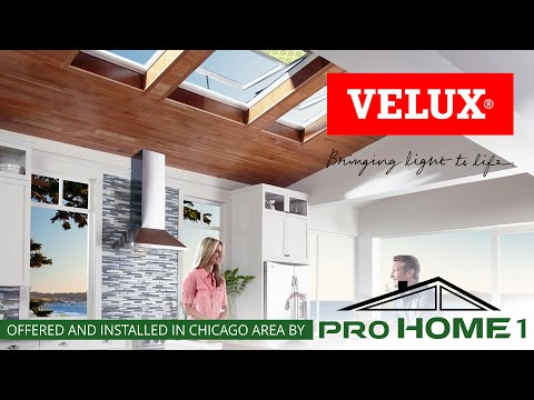 There are seemingly limitless reasons why VELUX skylights can help homeowners create a living space that will not only impress you and your family, but that will also lower your energy costs.