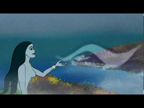 The Shepherd & the Mermaid - Lindtpainter - Animation