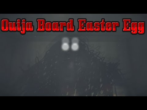 Ouija Board Easter Egg in Layers of Fear