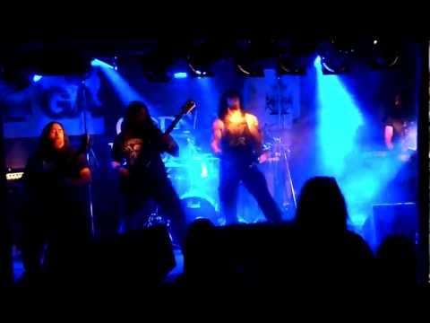 Gods Of Hellfire - The Punisher - Gasworks, Bradford UK : 10-Nov-12