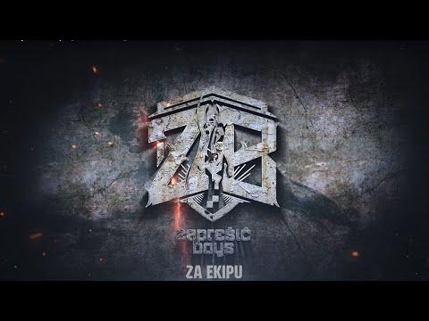 Zaprešić boys - Za ekipu [Official Video]
