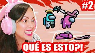 TODOS CONTRA MÍ en Among Us 😡 No me dejan Jugar 😂 Sandra Cires Play