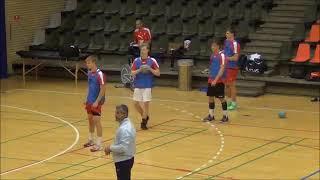 Handball Training Гандбол тренировка