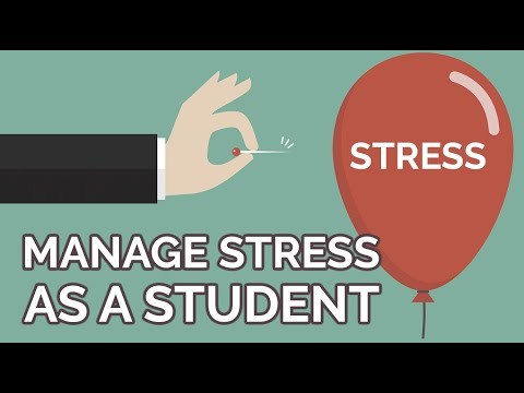 How to Manage Stress as a Student