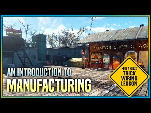 mp4 Manufacturing Fallout 4, download Manufacturing Fallout 4 video klip Manufacturing Fallout 4