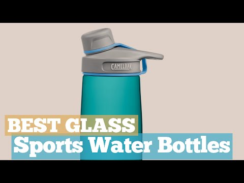 Best Glass Sports Water Bottles // Sports & Outdoors On Amazon