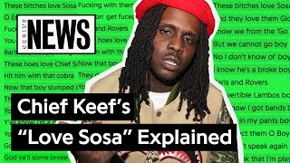 """Looking Back At Chief Keef's """"Love Sosa"""" 