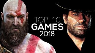 Top 10 Games of 2018 - RobinGaming