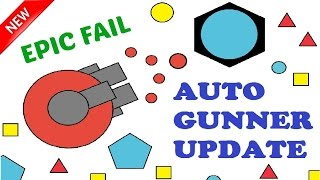 I try out the Auto Gunner update in Diep.io Like and Subscribe, it helps out a lot. Hi ! I'm Kaptain Spectacular, ergo the channel name, but you guys can cal...