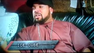 Ice Cube on Eazy-E being the Godfather of Gangster rap