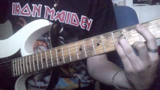 Dio  Last In Line Guitar Cover