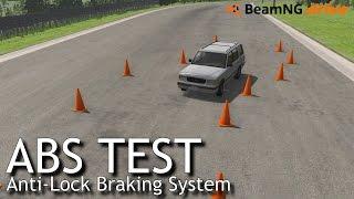 BeamNG Testing - ABS (Anti-Lock Braking System) •Notsofancygames