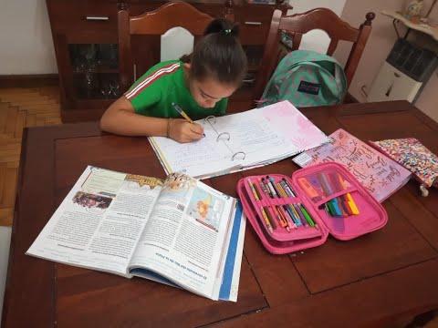 Ver vídeoAyudas prácticas para hacer la tarea escolar en casa.