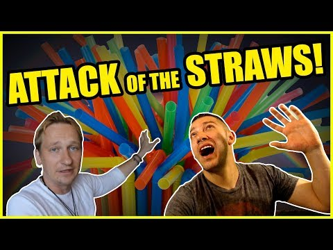 The Plastic Straw Conspiracy