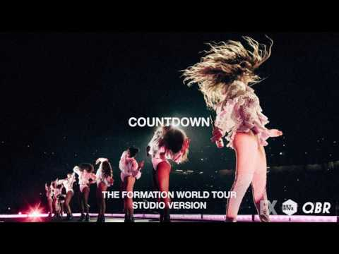 Beyoncé - Countdown (Live At The Formation World Tour Studio Version) Mp3