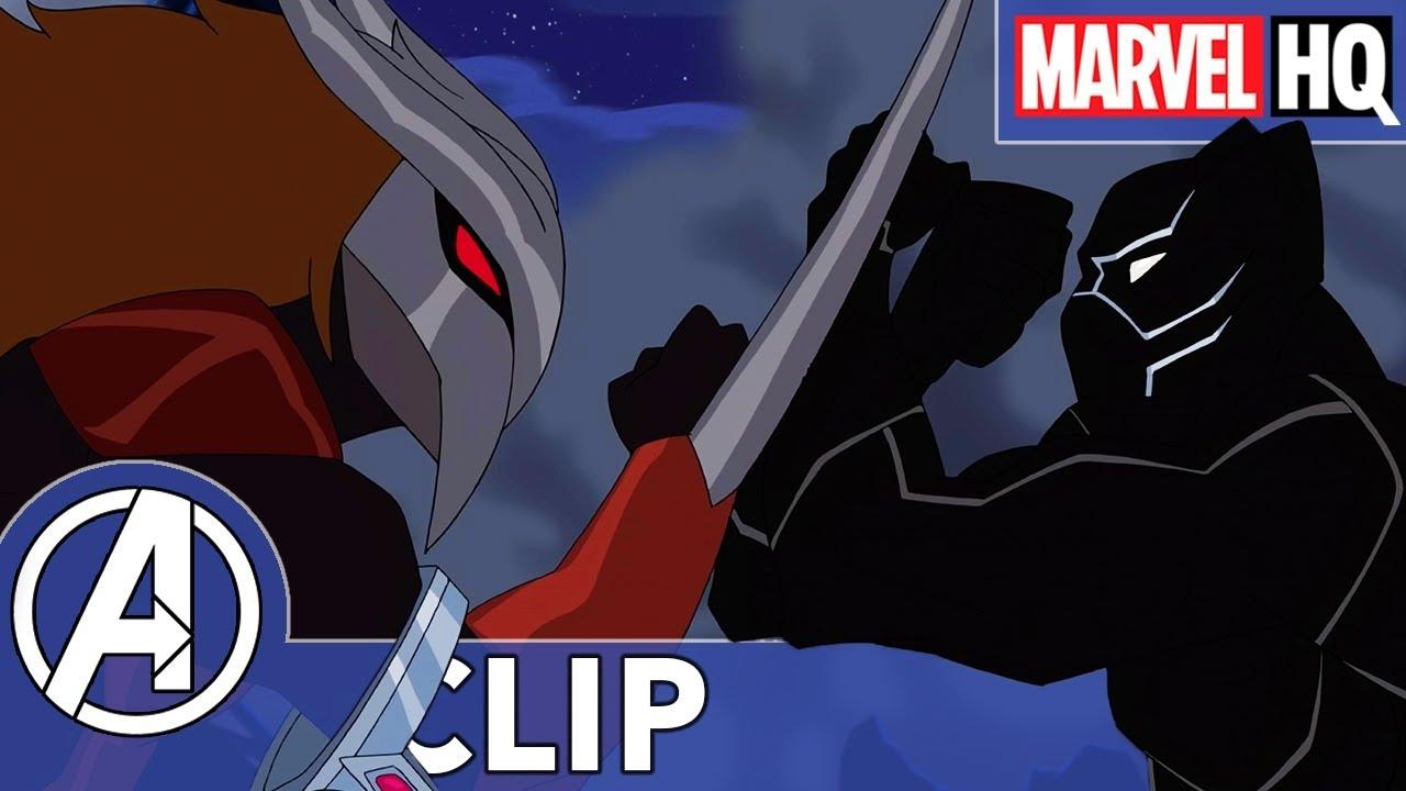 Avengers Assemble Black Panther's Quest 12 ve 13. Bölüm İncelemesi resimi