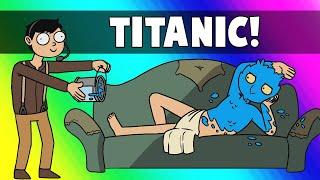 Vanoss Gaming Animated - Titanic, Ft. Zombies and Idiots