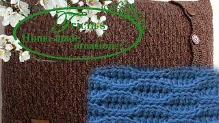 Diamantsteek Haken Deel 1 Crochet Diamant Stitch Part 1 Funny Videos