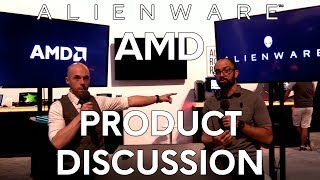 Want more details on the Alienware Area51 Threadripper Edition desktop Watch AMD