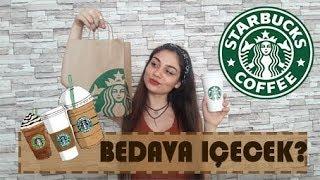Starbucks Tavsiyeleri & Bedava İçecekler