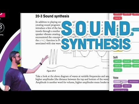 Download 17.6: Sound Synthesis - P5.js Sound Tutorial HD Mp4 3GP Video and MP3