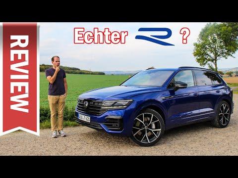 VW Touareg R mit 462 PS im Test: Ein Hybrid als echter R? Review, Kritik, Beschleunigung & Sound