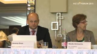 Panel Discussion: Multilingualism in Small and Large Regions. META-FORUM 2011