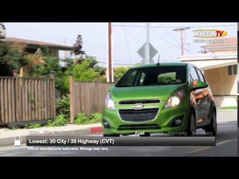 2015 Chevrolet Spark Test Drive