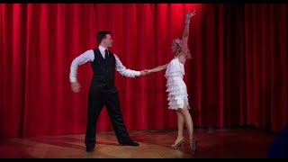 Инна Маликова танцует Румбу