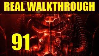 Fallout 4 Walkthrough Part 91 - The First Step 1 + The .45 Silent Skywalker! (Very Hard)