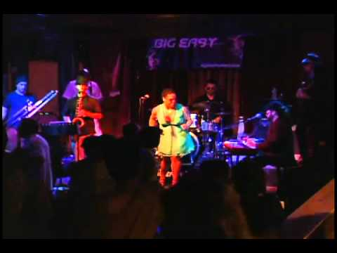 The Kenya Hall Band - Nothing Left Is Real