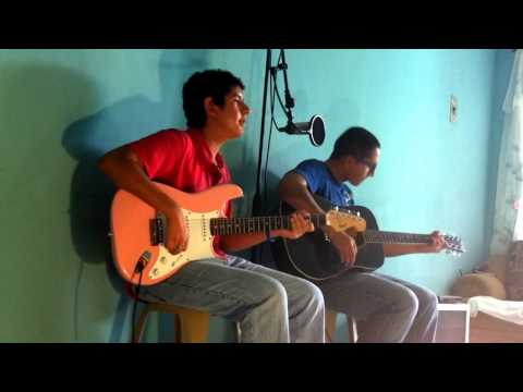 Andres Cabrales ft. Omar Rocha - Visita (cover acústico)