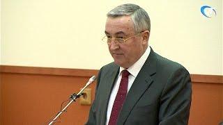 Мэр Юрий Бобрышев отчитался о результатах деятельности за 2016 год