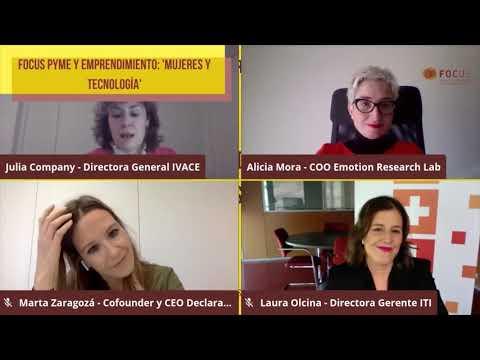 """Video de la sesión Focus Pyme """"Mujeres y Tecnología"""""""