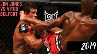 UFC Jon Jones Vs Vitor Belfort [HighlightsMoments]🔥