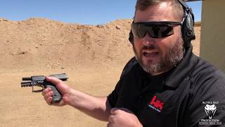 Is the LEM Trigger the Holy Grail? (HK P30sk first shots) | Active Self Protection Extra