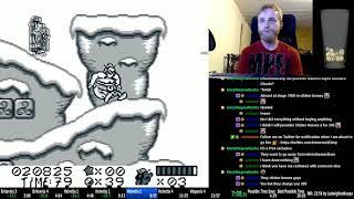 Astérix & Obélix (GameBoy)   World Record   Any% Speedrun   20:11 RTA