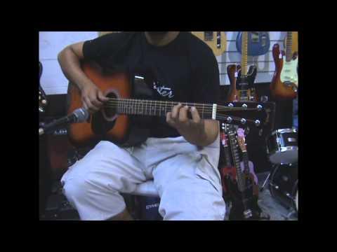 Guitarra acústica Memphis 904 SB