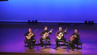Amp up your weekend plans to attend the Los Angeles Guitar Quartet