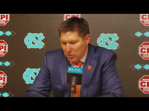 Brad Brownell post North Carolina