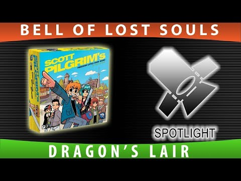 Tabletop Spotlight | Scott Pilgrim's Precious Little Card Game