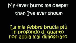 Fiona Apple - Never is a promise(Lyrics o.s. + traduzione italiano).mpg