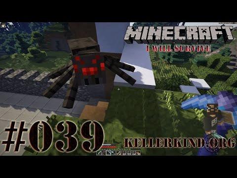 Minecraft: I will survive #039 - Spinnende Mauerbauer ★ EmKa plays Minecraft [HD|60FPS]