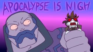 Apocalypse is Nigh *SPOILERS* - Kirblog 5/31/16