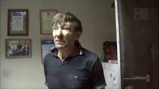 Допрос подозреваемого в убийстве пятилетней Софьи из Калача-на-Дону