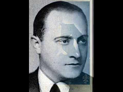 Polish tango: Adam Aston & Henryk Wars Orch. -  Indie, 1933