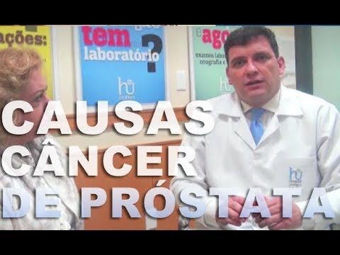 Was die Größe der Prostata