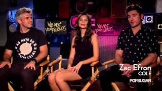 Zac Efron and Emily Ratajkowski Share Their Favorite Song